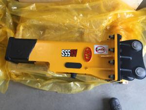 Hydraulic breaker ( hammer ) for 2~4.5 ton mini excavator