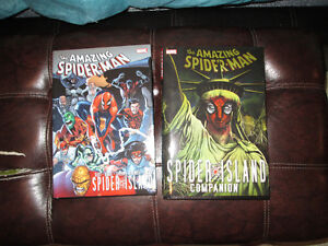 SPIDER ISLAND: Collected