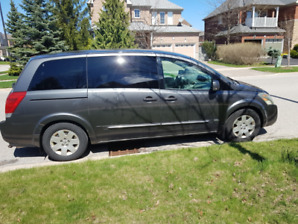 2006 NISSAN QUEST MINIVAN FOR SALE IN MISSISSAUGA