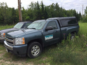 2009 Chevrolet Silverado 1500 Pickup Truck Peterborough Peterborough Area image 3