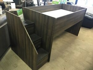 Ashley Juararo Step loft bed **PRICE REDUCED**