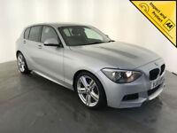 2013 BMW 120D M SPORT DIESEL 5 DOOR HATCHBACK BMW SERVICE HISTORY FINANCE PX