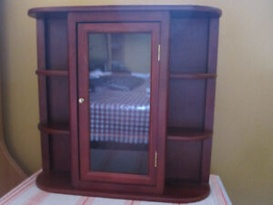 small hanging cabinet
