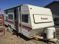 Travel Trailer Prowler 24' for sale