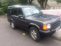 Land Rover discovery td5s 7 seater 4x4 swap van