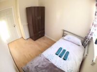 AMAZING ROOM, GREAT SINGLE, 135 MINS TO LIVERPOOL ST, BARGAIN, 110PW, WILLBE GONE SOON