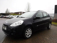 Renault Clio 1.5 DCi Expression Estate Left Hand Drive (LHD)