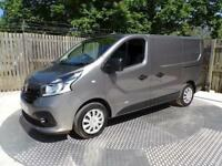 Renault Trafic Sl27 Business Plus Energy Dci S/R P/V Panel Van 1.6 Manual Diesel