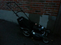 Sears Craftsman Lawnmower/Mulcher FOR PARTS OR REPAIR ONLY