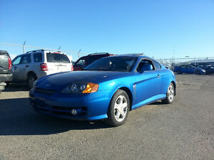 2004 Hyundai Tiburon SE Coupe (2 door)