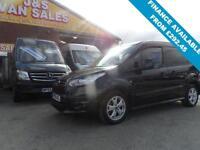 VAN 200 LIMITED P/V 1D 115 BHP SWB IN PANTHER BLACK