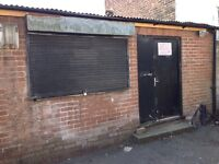 Office/workshop in Leigh Lancashire