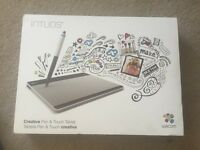 INTUOS Creative pen & touch tablet