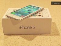 Iphone 6 Silver 64gb no scratch comme neuf !!