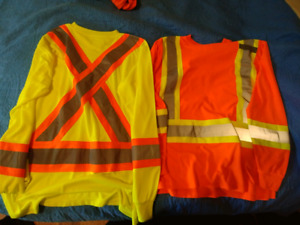 Safety Shirts/Sweaters