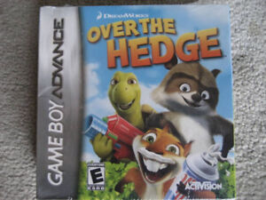 BRAND NEW OVER THE HEDGE GAME
