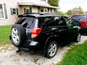 SAFETY and E-TESTED 2008 Rav4 sport 4WD I4