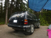 1996 Nissan Pathfinder Other