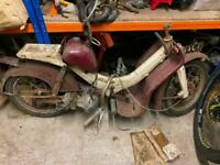BSA DANDY BARGAIN CLASSIC RESTORATION PROJECT TO CLEAR £495 ONO PX