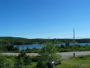 Spry Harbour Land for Sale with Harbour View