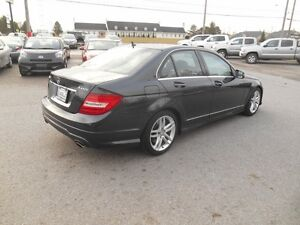 2013 Mercedes-Benz C-Class C300 4MATIC Sport Sedan Peterborough Peterborough Area image 6