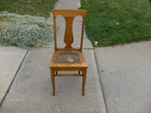 Antique Adult chair 100 years old