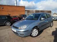 FORD FOCUS FLIGHT 1.6 PETROL 3 DOOR HATCHBACK