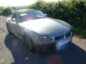 image for 2003 BMW Z4 CONVERTIABLE Convertible Petrol Manual