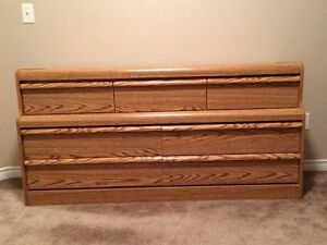 Solid Wood 7 Drawer Dresser   Edmonton Edmonton Area image 1
