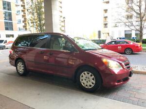 2006 Honda Odyssey Minivan, Van safety in Canadian tire!!!