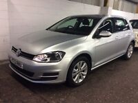 2013 Volkswagen Golf SE 1.6 TDI DSG Automatic - 1 Owner From New - 23,000 Miles - FVWSH