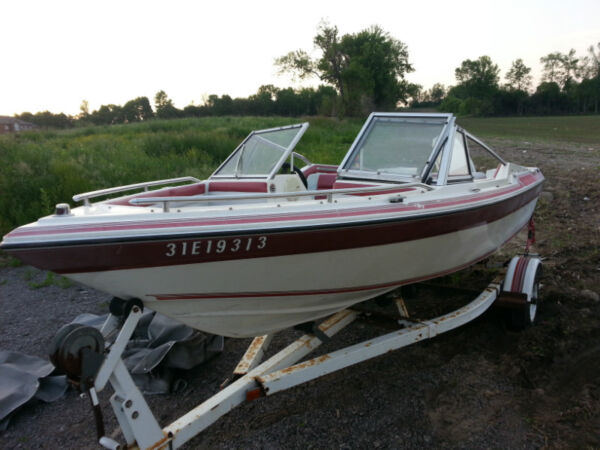 Tempest marine 16 for sale canada for Bowrider boats with outboard motors