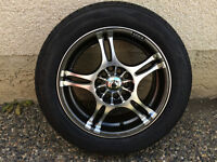 Rims and Tires - 15 Inch - 5x100 - 5x114.3