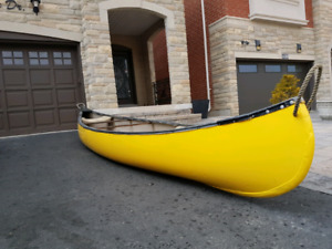 17' CANOE, SUPPER DURABLE