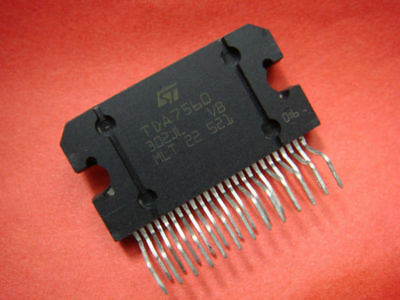 5pcs Tda7560 Radio Amplifier Ic New