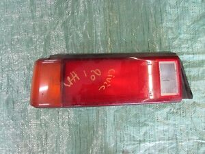 Honda Civic Hatch Back EF Left Tail Light 1988-1991