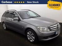 2010 MERCEDES BENZ C CLASS 1.6 C180K BlueEFFICIENCY Executive SE 5dr Estate
