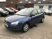 Ford Focus 1.6 LX - 2005 - ONLY 95K - 2 KEYS - A LOT OF CAR FOR YOUR MONEY
