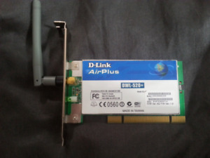 D-link Airplus dwl-520+