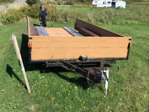 Utility/Transport Float trailer