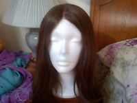 VRAIE PERRUQUE NEUVE/BRAND NEW REAL WIG