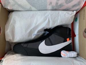 Off-White x Nike AIR Blazer Mid Grim Reaper Spooky Pack size 12