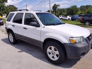 2007 Ford Escape Hybrid Low Kms for sale!!
