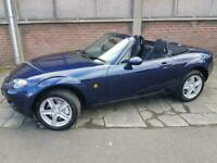 A Real Wee Gem.June 2007 Mazda MX5 MK3 Roadster convertible sports car.slk.tt.mr2.boxster.