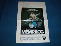 MEMRILOC DRUMS-FENDER-ROGERS-7/1976 ADVERTISEMENT-MIAC