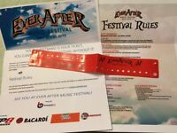 1 day Everafter Fest tickets