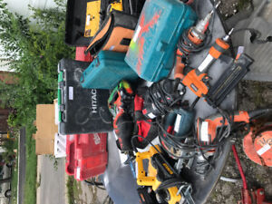 Power Tools, hand tools for sale