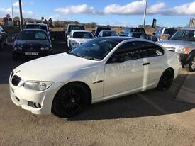 BMW 330 3.0TD auto d M Sport Coupe - FINANCE AVAILABLE