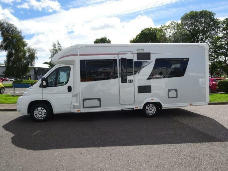 Luxury Elddis Aspire 255 4 Berth Motorhome | In Perth Perth And Kinross | Gumtree