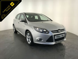 2014 64 FORD FOCUS ZETEC TDCI DIESEL 1 OWNER SERVICE HISTORY FINANCE PX